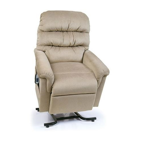 Morris Home Furnishings Montage UC542 Petite Lift Recliner w/ Power