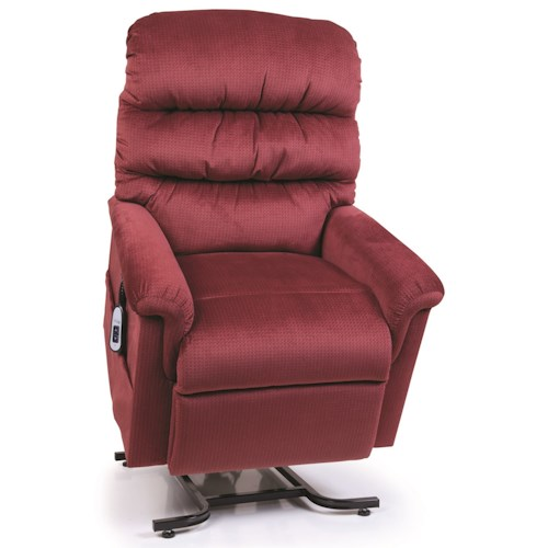 Morris Home Furnishings Montage Medium Lift Recliner