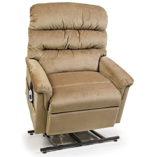 Morris Home Furnishings Montage Medium/Wide Lift Recliner