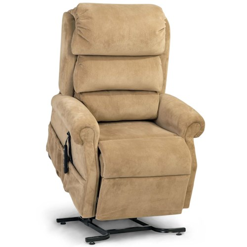 Morris Home Furnishings StellarComfort Medium Power Lift Recliner