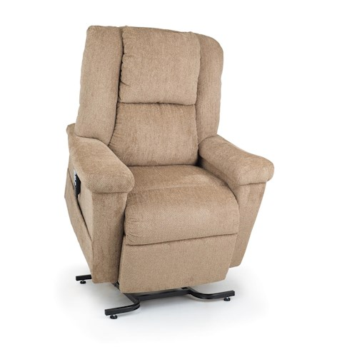 Morris Home Furnishings StellarComfort Medium Lift Recliner