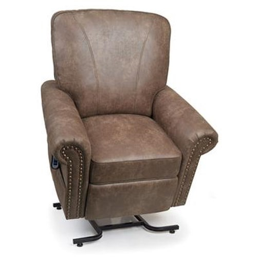 Morris Home Furnishings Tranquility Lift Recliner