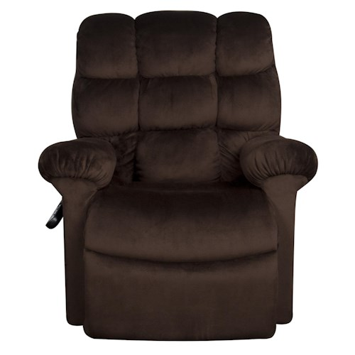 Morris Home Furnishings Jerome Power Lift Chair with Heat