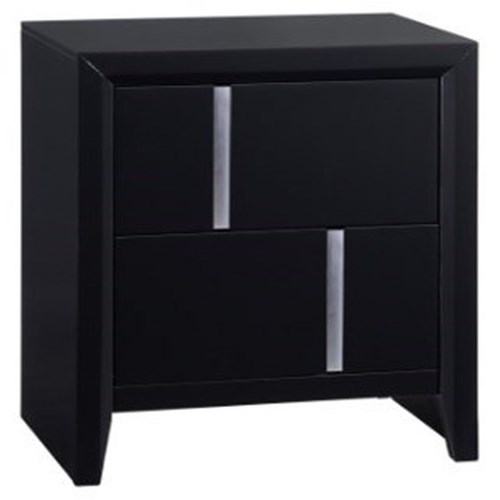 United Furniture Industries 1014 2 Drawer Night Stand