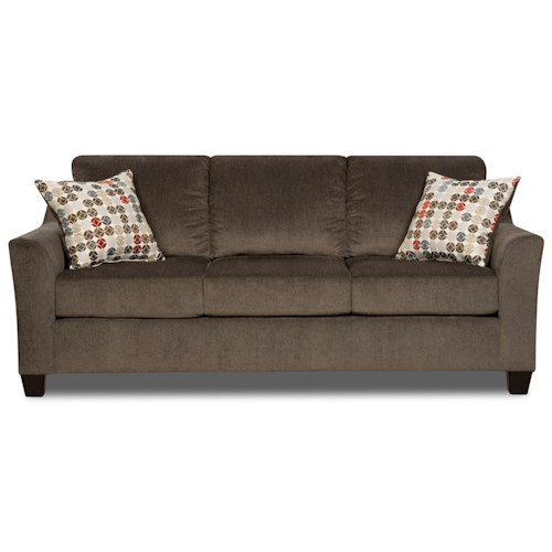 United Furniture Industries 4310 Transitional Sofa