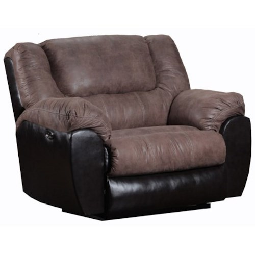 United Furniture Industries 50431 Casual Cuddler Recliner