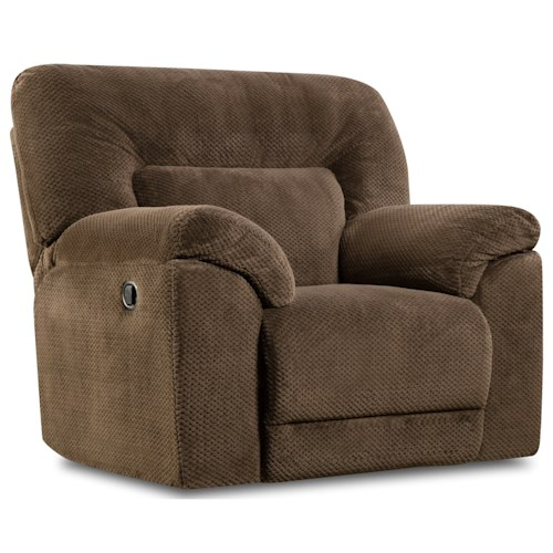 United Furniture Industries 50570 Cuddler Recliner