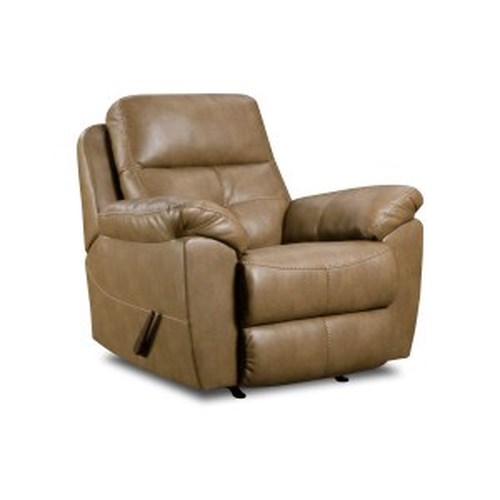 United Furniture Industries 53200 Casual Rocker Recliner