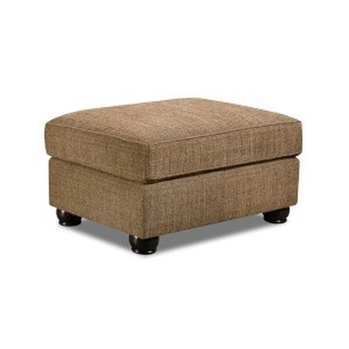 United Furniture Industries 7533 BR Transitional Ottoman