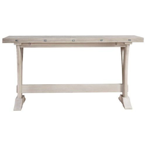 Morris Home Furnishings Élan Cottage Flip Top Table