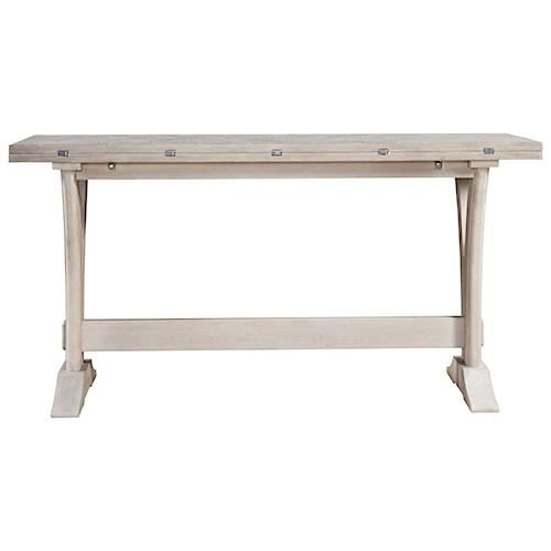 Morris Home Furnishings Élan Cottage Flip Top Table