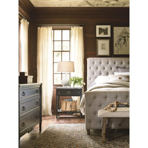 Universal Authenticity Queen Bedroom Group