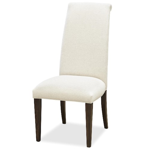 Morris Home Furnishings California - Hollywood Hills Upholstered Side Chair