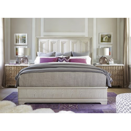 Universal California - Malibu Queen Bedroom Group