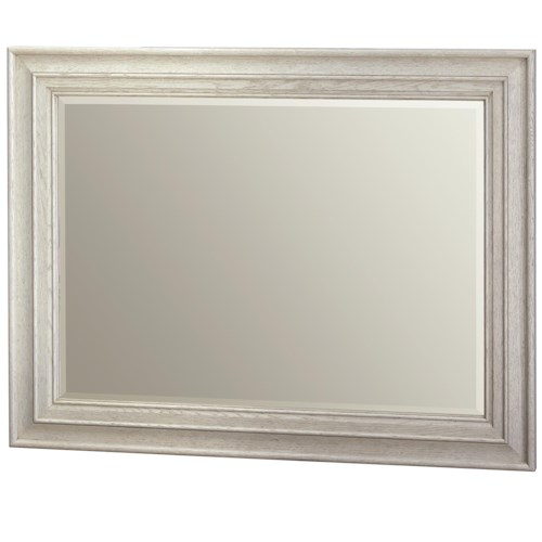 Universal California - Malibu Landscape Mirror with Beveled Glass