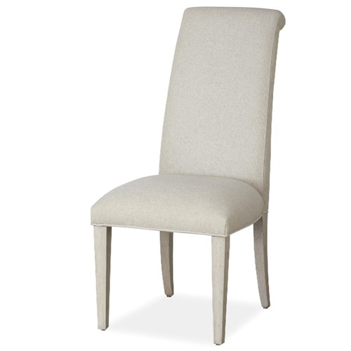 Morris Home Furnishings California - Malibu Upholstered Side Chair