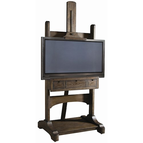 Universal Great Rooms Media Easel