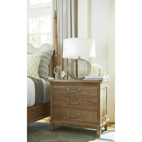 Morris Home Furnishings Montpelier Nightstand