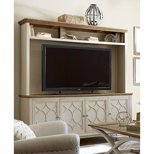 Morris Home Furnishings Montpelier Wall Unit