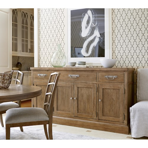 Morris Home Furnishings Montpelier Sideboard