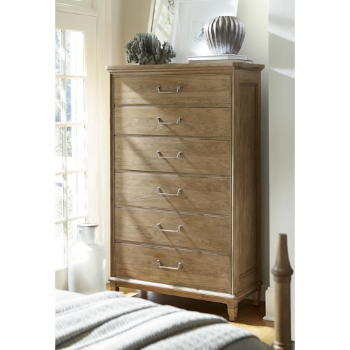 Morris Home Furnishings Montpelier Chest of Drawers