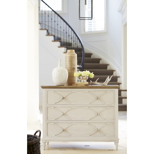 Morris Home Furnishings Montpelier Bedside Chest