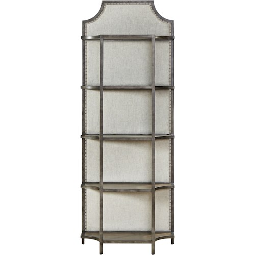 Universal Sojourn Fresh Air Etagere with 5 Shelves