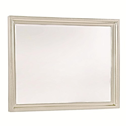 Universal Summer Hill Rectangular Framed Mirror