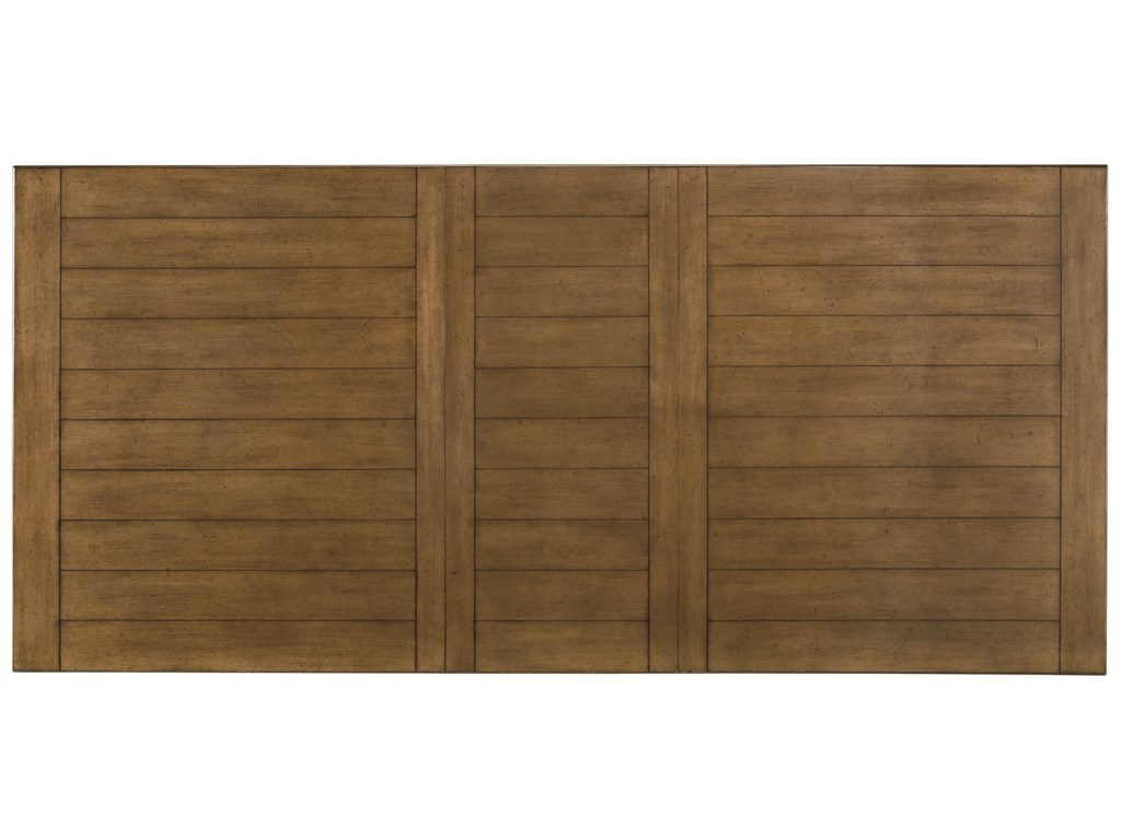Plank Style Table Top
