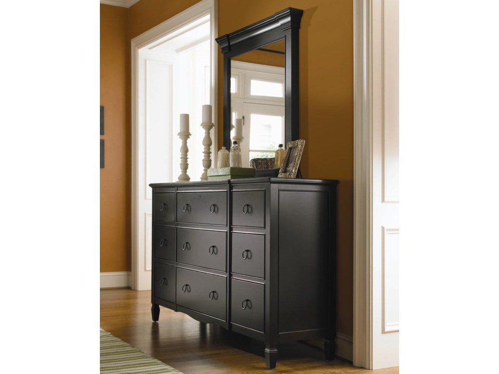 Dresser Shown with 04M Mirror