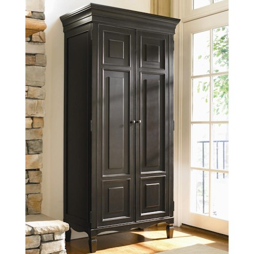 Morris Home Furnishings Summer Hill 2 Door Tall Cabinet