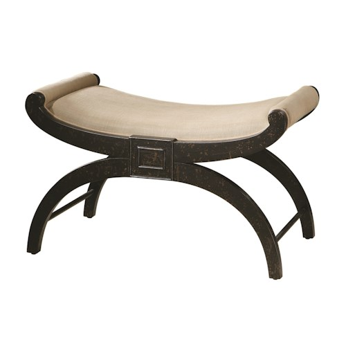 Uttermost Accent Furniture Corona Bench