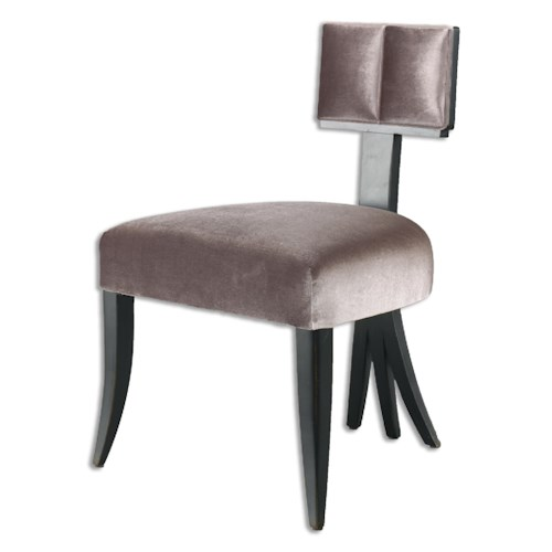 Uttermost Accent Furniture Jorja Modern Accent Chair