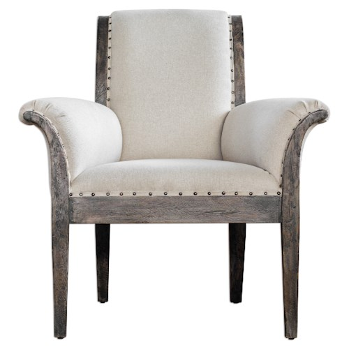 Uttermost Accent Furniture Cahira Armchair