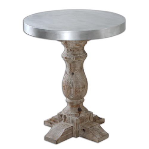 Uttermost Accent Furniture Martel Accent Table