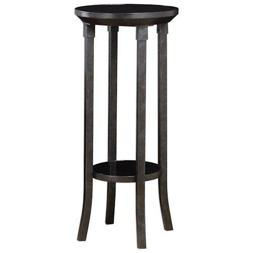 Uttermost Accent Furniture Gurani Plant Stand