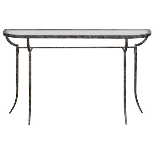 Uttermost Accent Furniture Nakoda Console Table