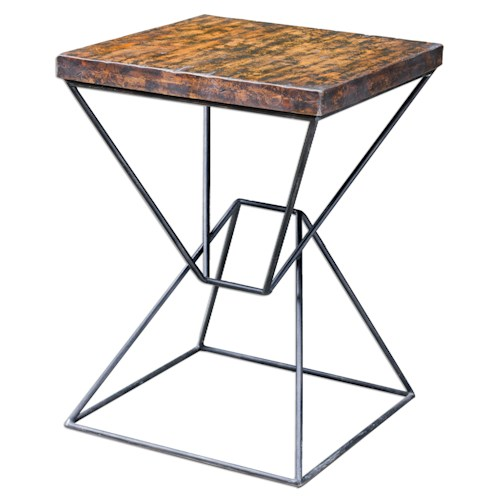 Uttermost Accent Furniture Naveen Modern Accent Table