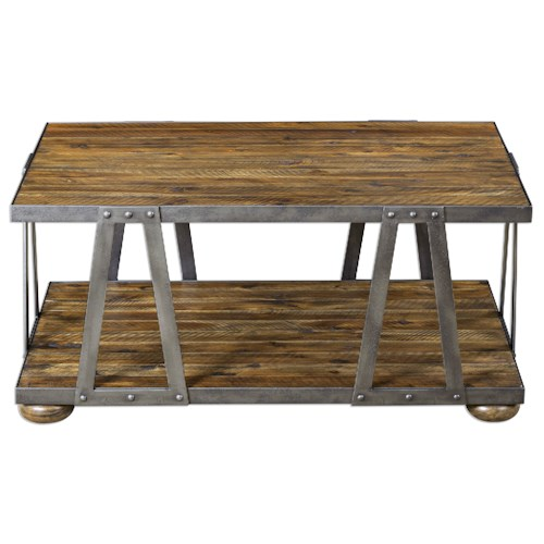 Uttermost Accent Furniture Vladimir Coffee Table