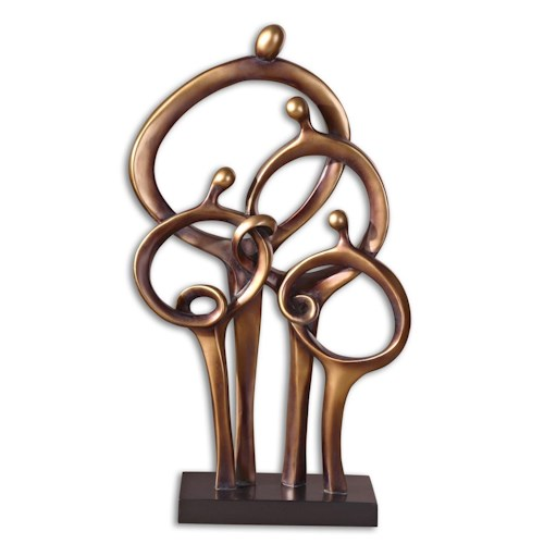Uttermost Accessories Family Connections Sculpture