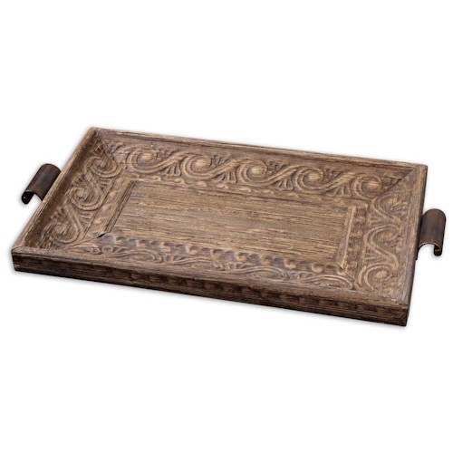 Uttermost Accessories Camillus Tray