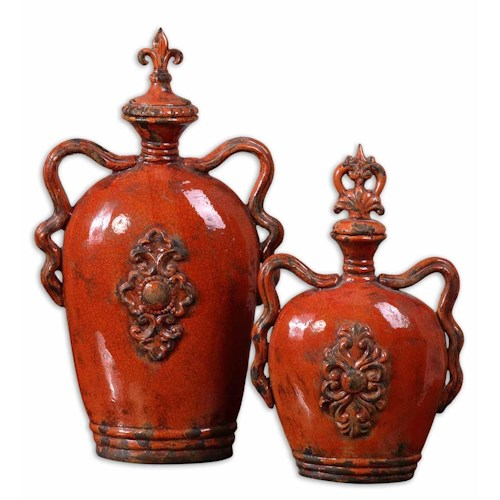 Uttermost Accessories Raya Containers Set of 2