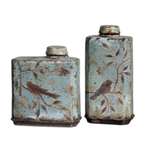 Uttermost Accessories Freya Containers Set of 2