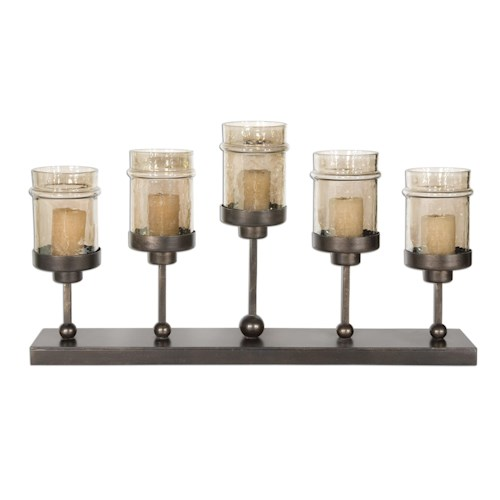 Uttermost Accessories Lamya Candelabra