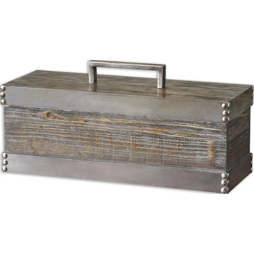Uttermost Accessories Lican Box