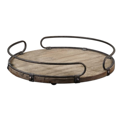 Uttermost Accessories Acela Tray