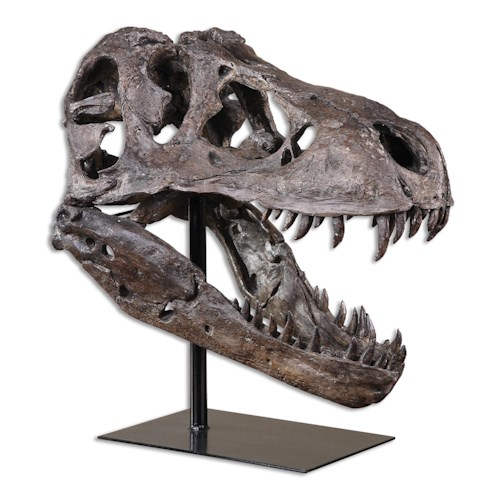 Uttermost Accessories Tyrannosaurus Sculpture