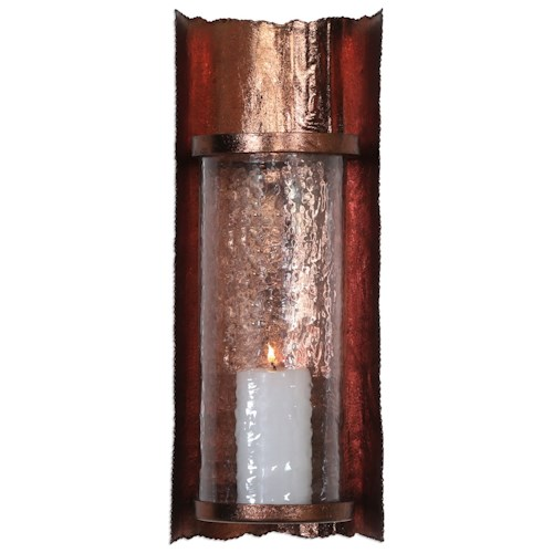 Uttermost Accessories Goffredo Candle Wall Sconce