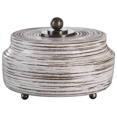 Uttermost Accessories Saltillo Box