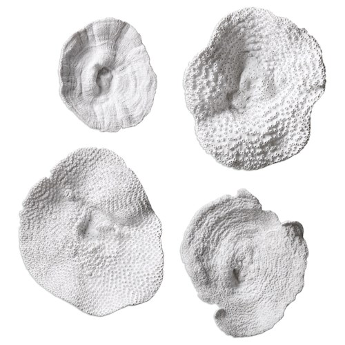 Uttermost Accessories Sea Coral (Set of 4)